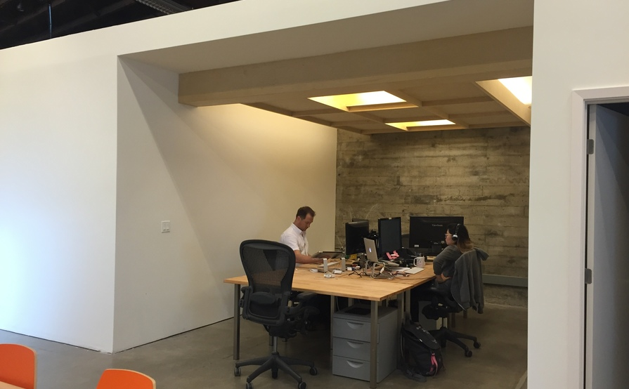 655 4th street– warehouse style shared tech/ startup space