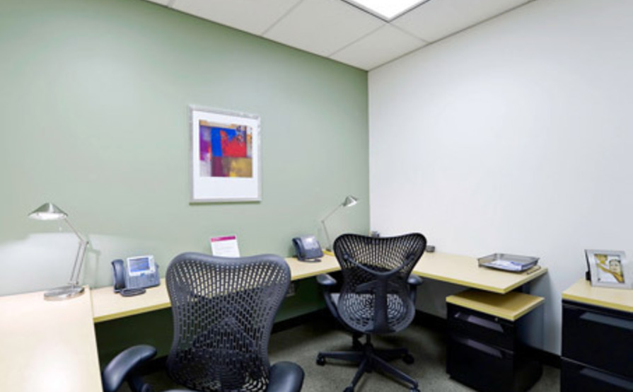 Fully furnished office space!