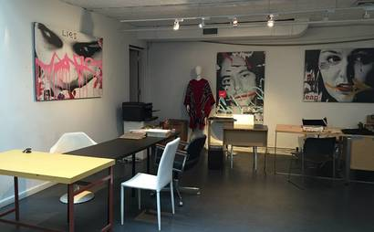 Office space available in a creative LES loft! (Chinatown / Lit Italy)