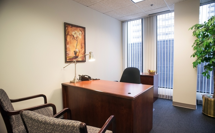 Day Office at Peachtree Offices at Downtown, Inc.