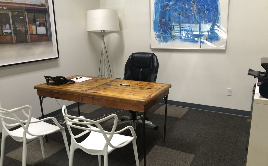 1-person Coworking Space