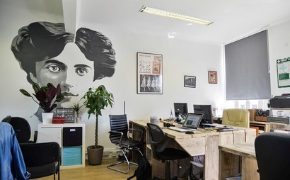 Need an office? Blighty Arts Finsbury Park wants you! For start-up, business + community awesomeness