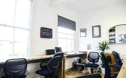 Need an office? Blighty Arts Seven Sisters wants you! For start-up, business + community awesomeness