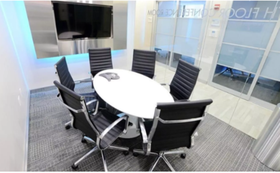 Jay Suites Conference Room Rental, 4th Floor