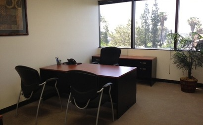 Fantastic Executive Suites, priced right, centrally located in the Inland Empire