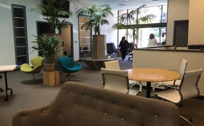The Satellite Flexible Workspace and Digital Media Studio