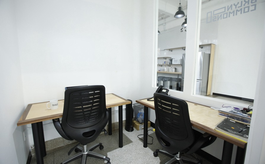 2 Person Private Office