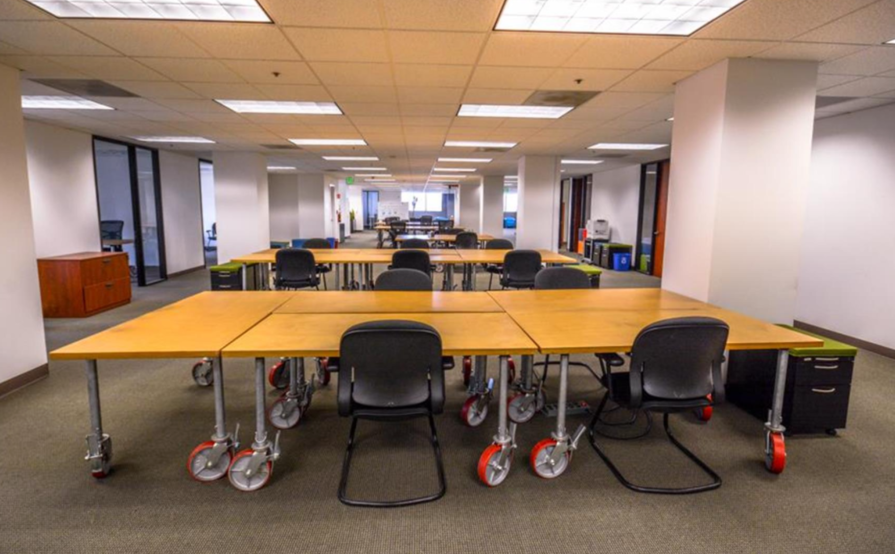 Low Cost Dedicated Desks For Rent In Oakland Coworking Space