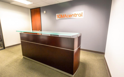 SOMAcentral Oakland Coworking Space