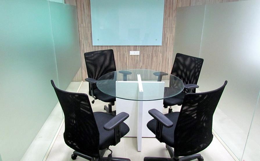 GreenBubbles - Meeting Room