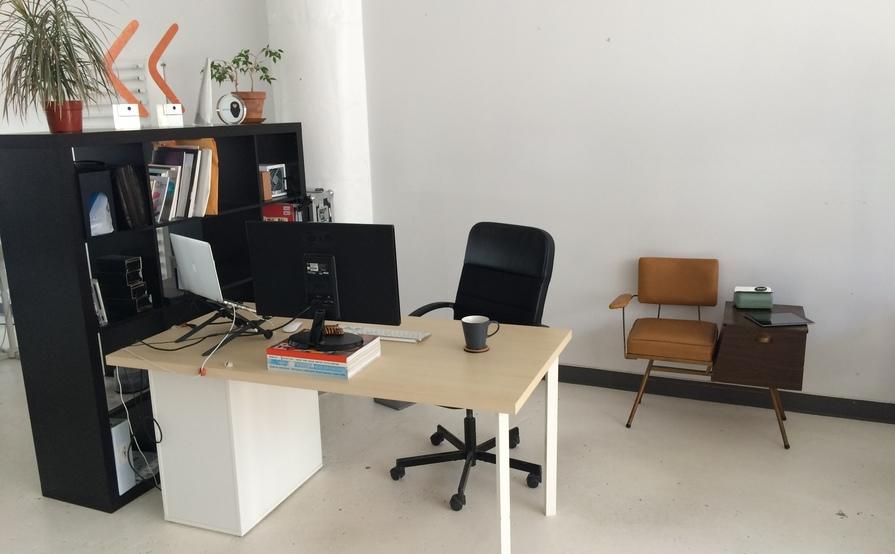 My Desk for 3 months (sept. oct. nov.)