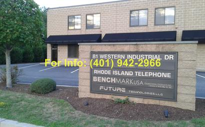 Luxury Offices w/ Garage in CRANSTON RHODE ISLAND