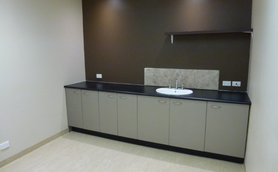 Lockable, modern Office Spaces. 2 available, 1 to 3 person spaces.