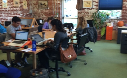 Perch Studios Boutique Coworking Space-Carrboro/Chapel Hill