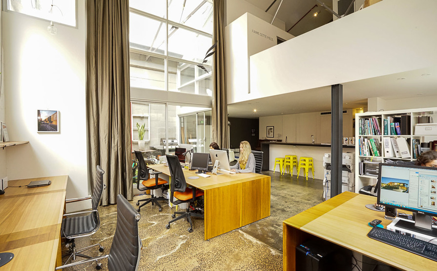 Awesome office space to share