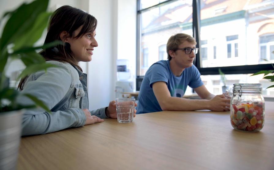 Bartleby Coworking Brussels - Meeting Room
