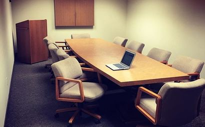 Meeting/Conference Room and Event Center Scheduling