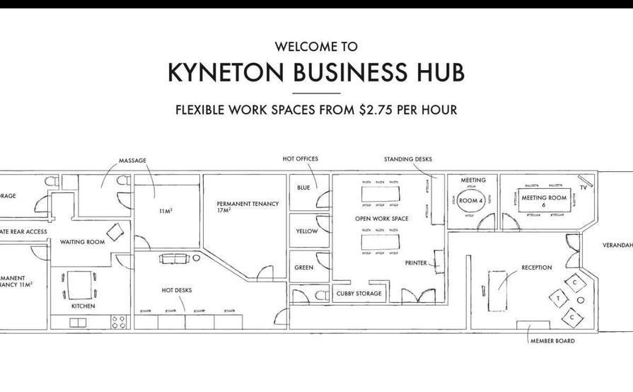 Kyneton Businss Hub