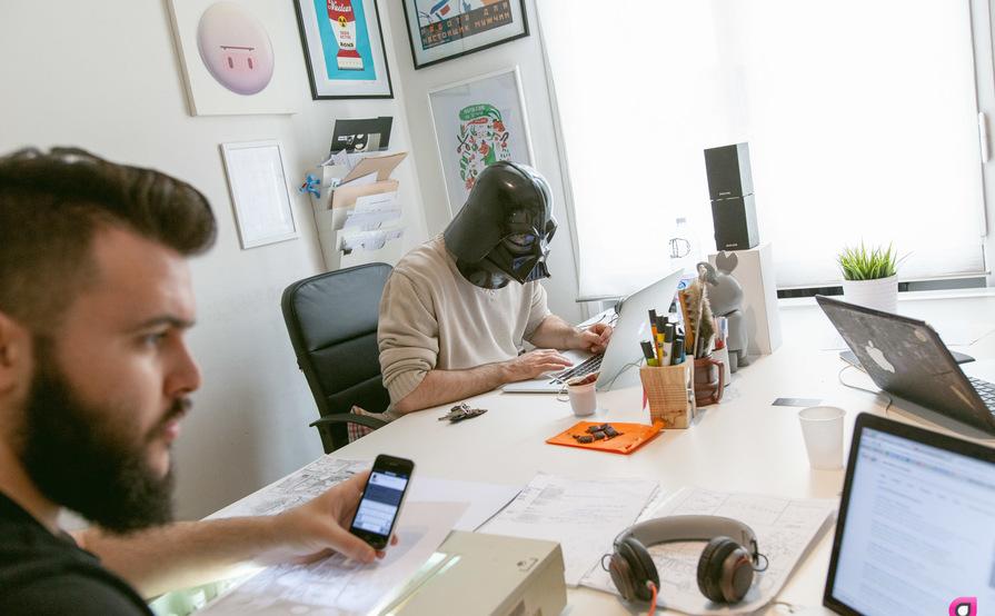 Coworking Workstation