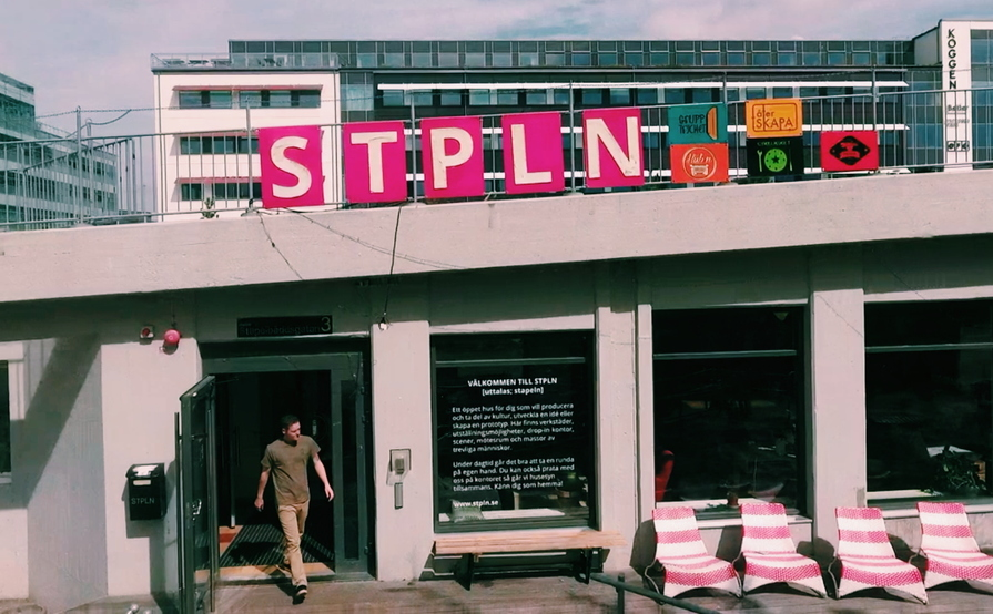 HUBn @ STPLN