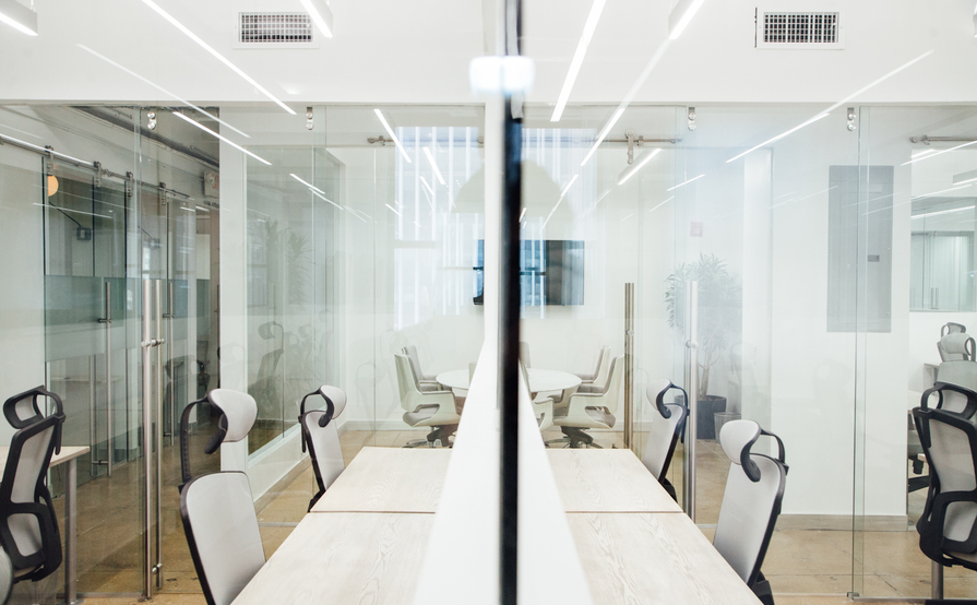 Group Private Offices for 12