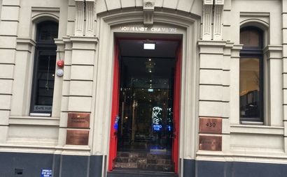 Normanby Chambers, 430 Little Collins Street