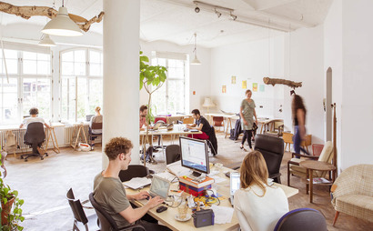 AGORA Co-working Space
