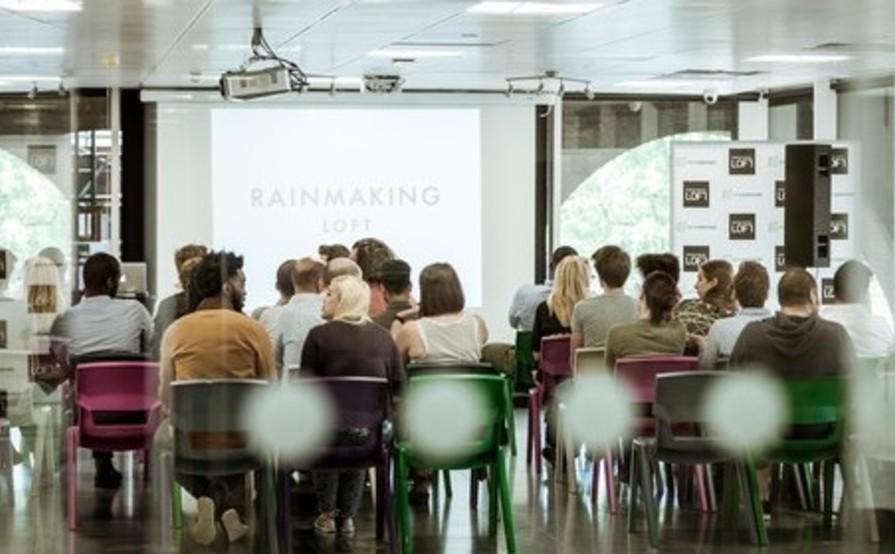 Rainmaking Loft Coworking Space