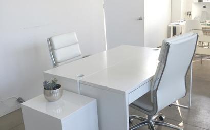 Sunny Penthouse Office