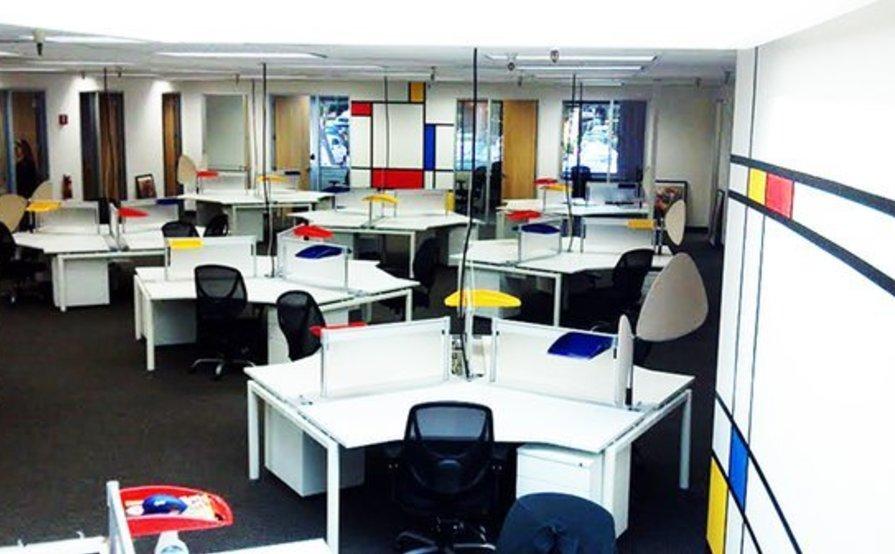 Second Home - Private Desk