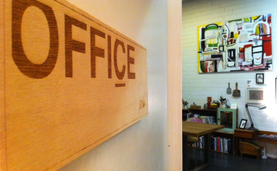 CO WORKING SPACE