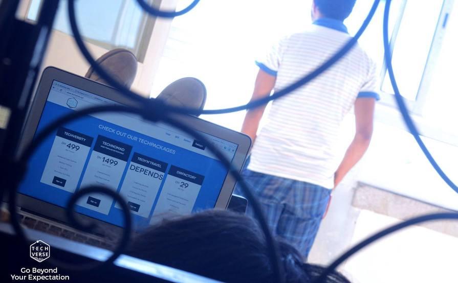 TechVerse.xyz Coworking