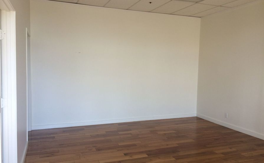 Spacious, open plan office suite in great location available for lease in Santa Monica.