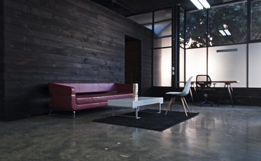 wood at open studio