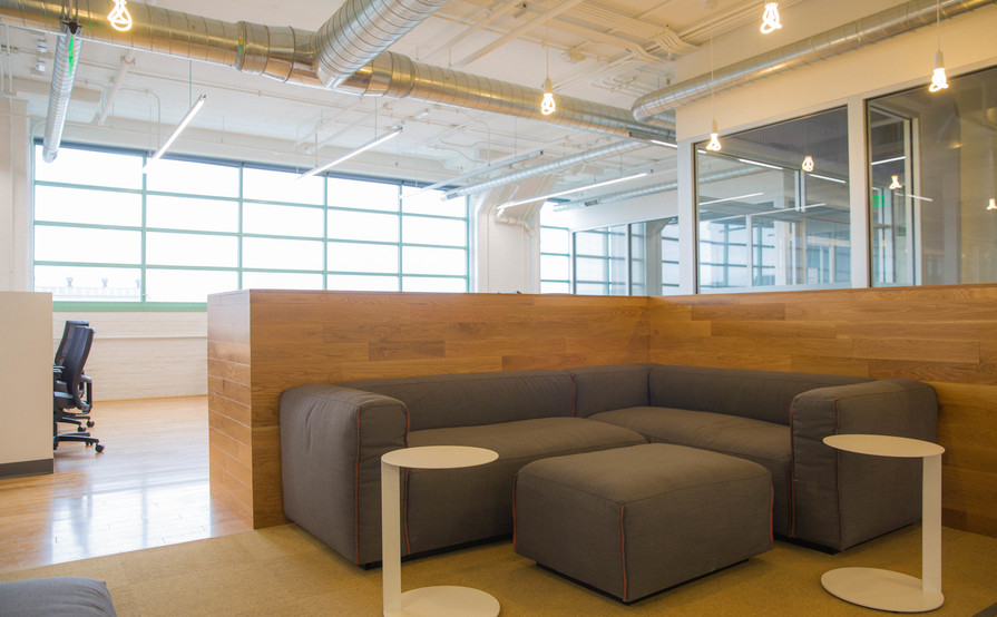 Hot Desks starting at $50/week (Coworking at Kearny Point)