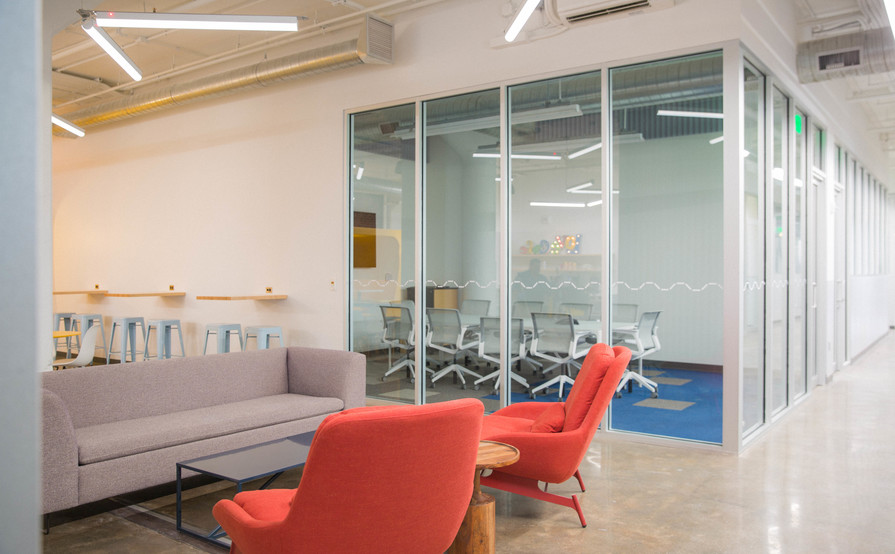 Dedicated Desks Starting at $200/mo (Coworking at Kearny Point)