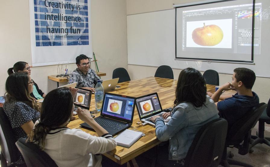 Impact Hub Antigua Conference room