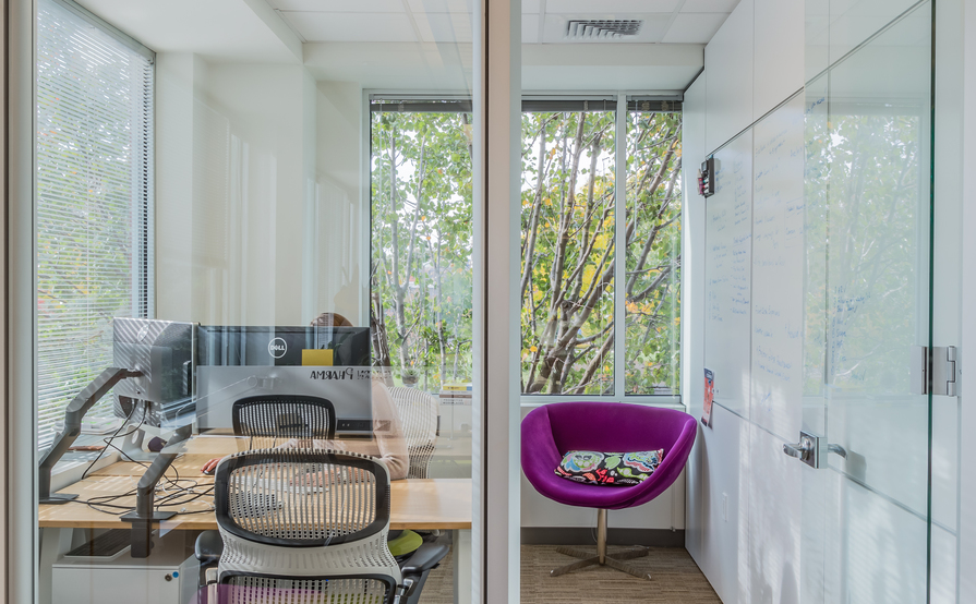 Office Space in Boston/Cambridge