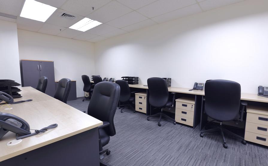 Raffles Business Concierge (HOTDESK PROMO 1+1)