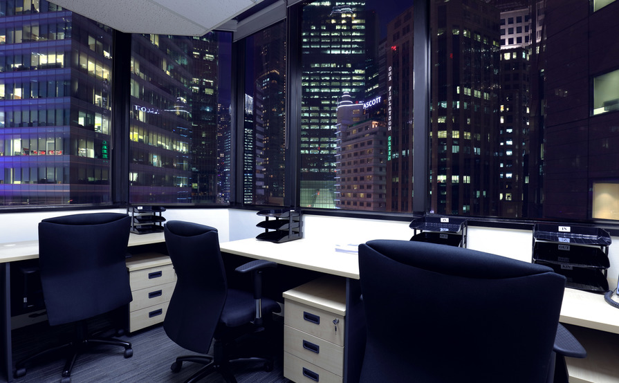 Raffles Business Concierge (Meeting room RENTAL)