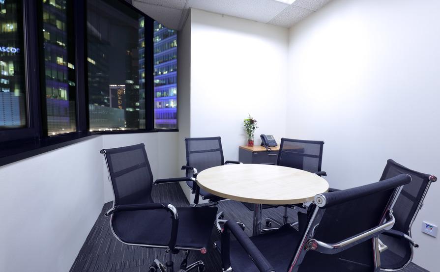 Raffles Business Concierge (1 seater table promo)