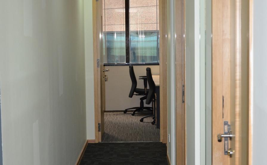 Raffles Business Concierge (2 seater)
