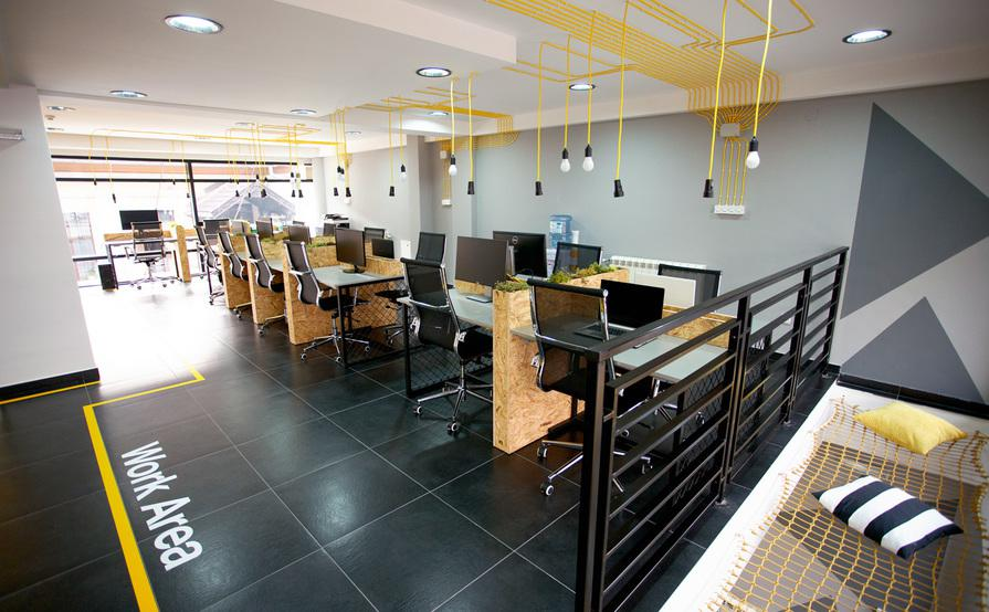 Smart Office Coworking Banja Luka