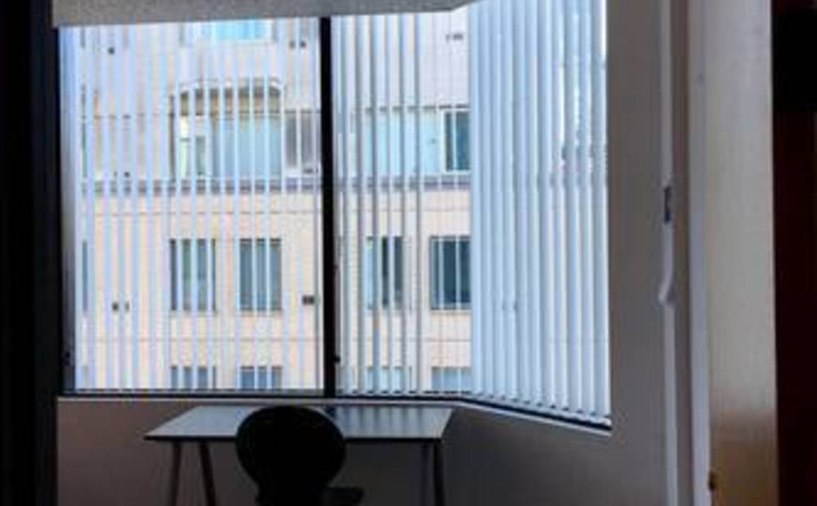 SHARED OFFICE SPACE AVAILABLE NOW: Corner Kearny and Jackson
