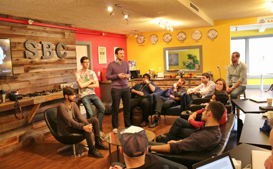 Startup Basecamp