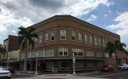 Downtown Fort Myers FL