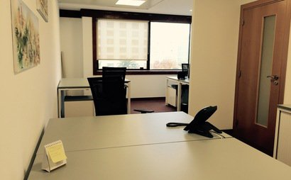 Private Office- Avenue View