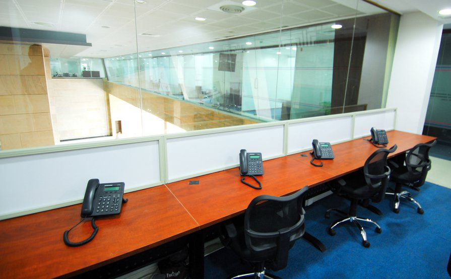 Shared Co-Working Space in  Sector 44, Gurgaon