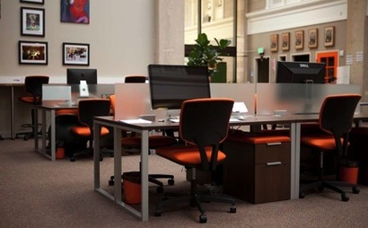 A Coworking space in Downtown Berkeley, Ca