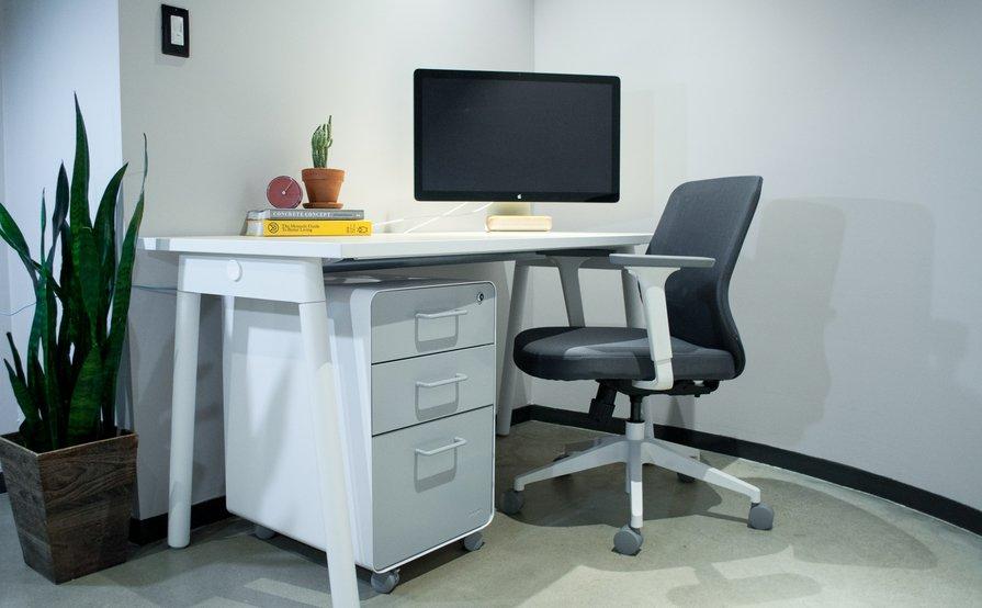 Hot Desks on Demand
